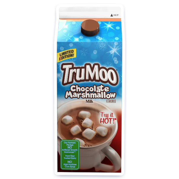 TruMoo Brand Milk Stickers messages sticker-0
