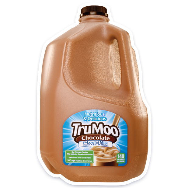 TruMoo Brand Milk Stickers messages sticker-2