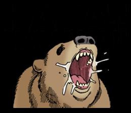 Funny Animals Laugh Emoji messages sticker-1