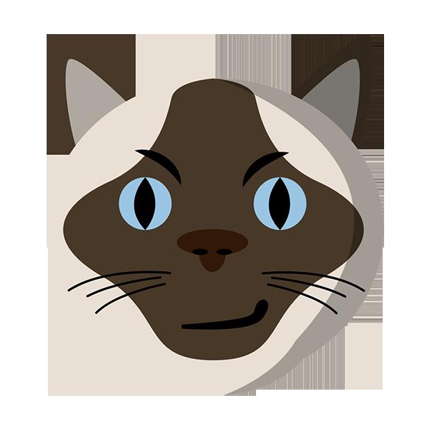 MeowMoji - Hilarious Cat Emojis & Stickers! messages sticker-0