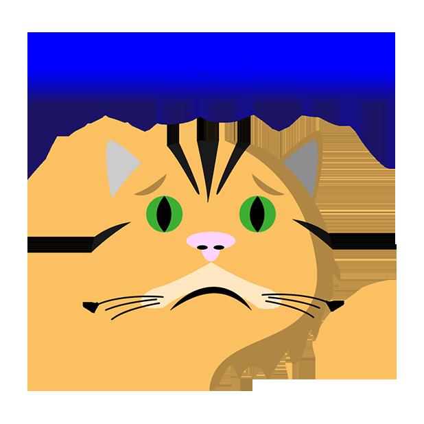 MeowMoji - Hilarious Cat Emojis & Stickers! messages sticker-6