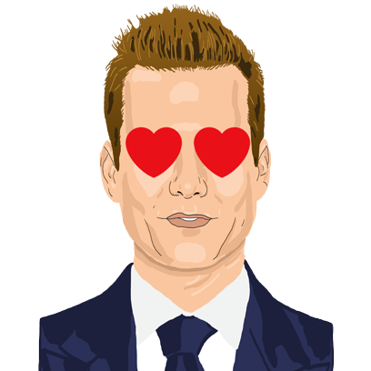 Suits Sticker Pack messages sticker-1