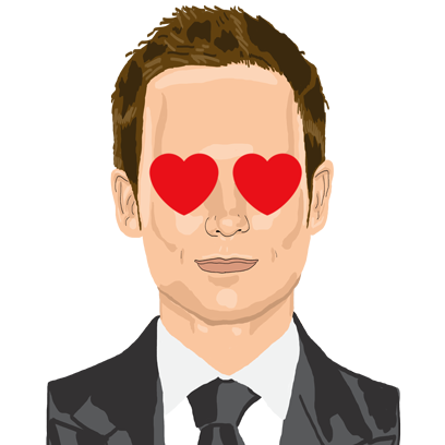 Suits Sticker Pack messages sticker-4
