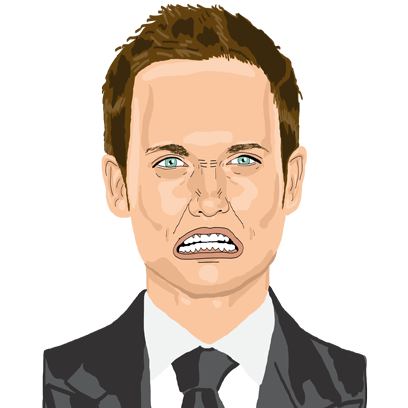 Suits Sticker Pack messages sticker-6