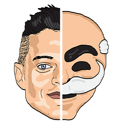 Mr. Robot Sticker Pack messages sticker-9
