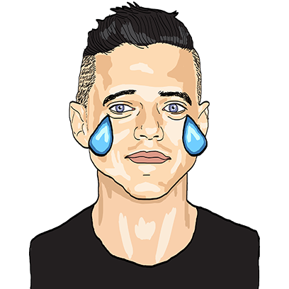Mr. Robot Sticker Pack messages sticker-4