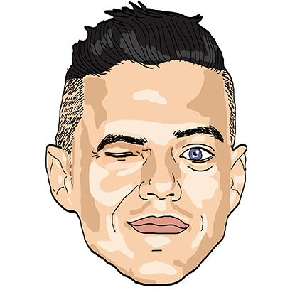 Mr. Robot Sticker Pack messages sticker-5