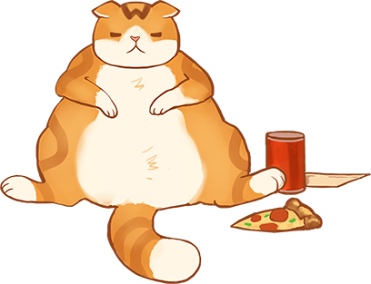 Waffles the Cat: Stickers messages sticker-4