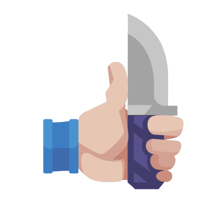 Flippy Knife messages sticker-0