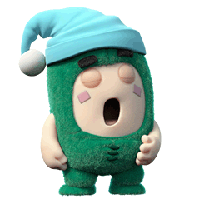 Oddbods Stickers messages sticker-3