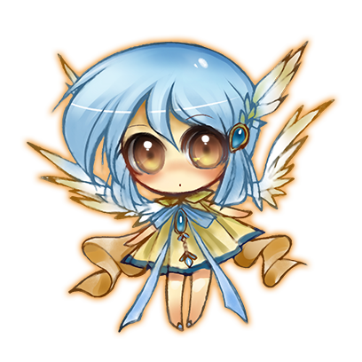 Anime Fairy Stickers messages sticker-0