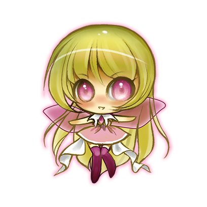 Anime Fairy Stickers messages sticker-5