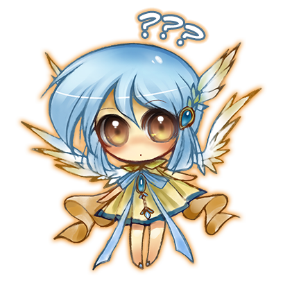 Anime Fairy Stickers messages sticker-6