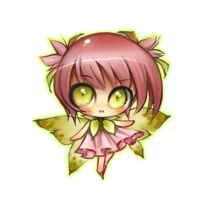 Anime Fairy Stickers messages sticker-3