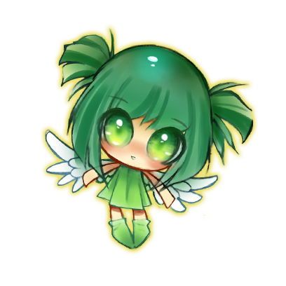 Anime Fairy Stickers messages sticker-1