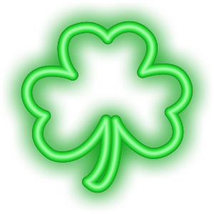 Shamrocks Plus Animated Sticker Pack for iMessage messages sticker-0