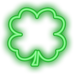 Shamrocks Plus Animated Sticker Pack for iMessage messages sticker-6