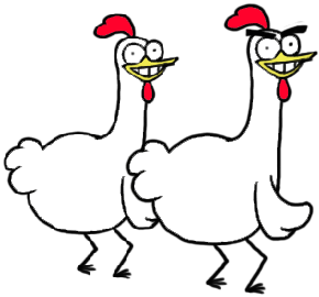 Chicken Bro messages sticker-5