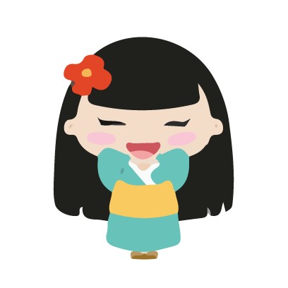 Keiko and friends messages sticker-9