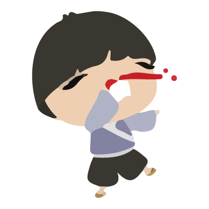 Keiko and friends messages sticker-4