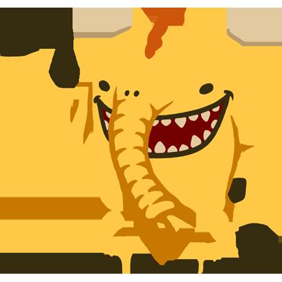 Monster Buster: World Invasion messages sticker-0