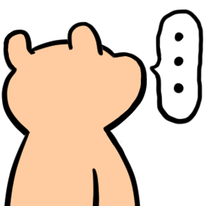 Everyday Kuma Sticker messages sticker-6