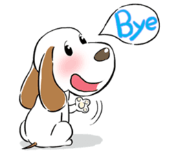 Dog Translator - Talk to pet with woof sounds messages sticker-1