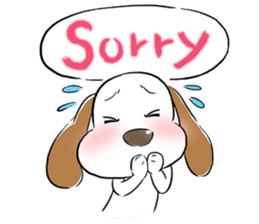Dog Translator - Talk to pet with woof sounds messages sticker-3