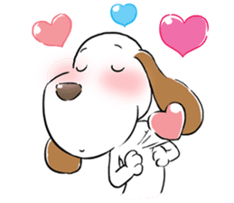 Dog Translator - Talk to pet with woof sounds messages sticker-11