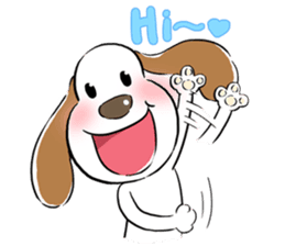 Human-to-Dog Translator messages sticker-0