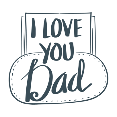 Father's Day Stickers Pack messages sticker-0
