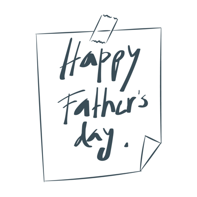 Father's Day Stickers Pack messages sticker-2