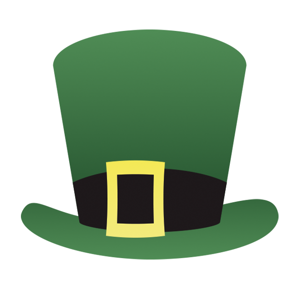 St. Patrick's Day Celebration Stickers messages sticker-6