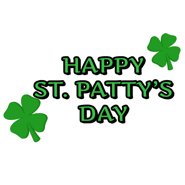 St. Patrick's Day Celebration Stickers messages sticker-5