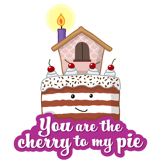 Living Cakes messages sticker-8