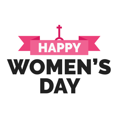 Women's Day Stickers messages sticker-1