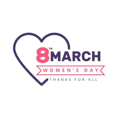 Women's Day Stickers messages sticker-3
