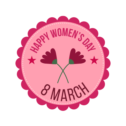 Women's Day Stickers messages sticker-4