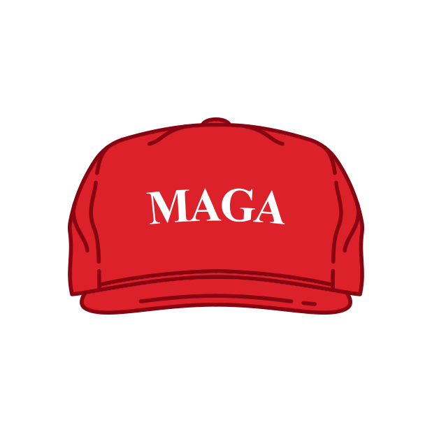 MAGA Stickers messages sticker-5