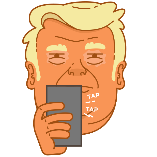 MAGA Stickers messages sticker-4