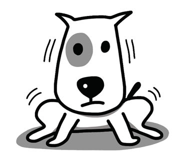 Puppy Bull Dog Stickers for iMessage messages sticker-2