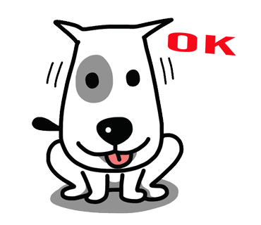 Puppy Bull Dog Stickers for iMessage messages sticker-1