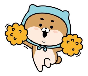 Blue Shiba Dog Stickers for iMessage messages sticker-4