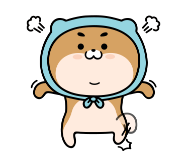 Blue Shiba Dog Stickers for iMessage messages sticker-8