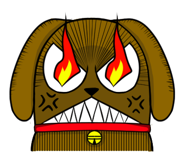 Bulldog Stickers for iMessage Daily Use messages sticker-10