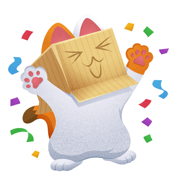 Puss In Box messages sticker-4