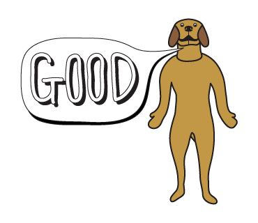Golden Retriever Stickers for iMessage  Daily Use messages sticker-2
