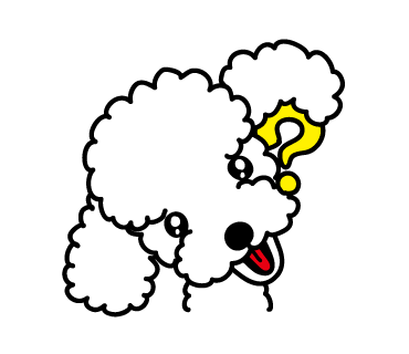 Poodle Dog Stickers for iMessage Daily Use messages sticker-4