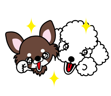 Poodle Dog Stickers for iMessage Daily Use messages sticker-10