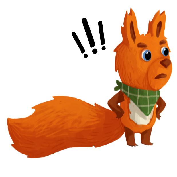 Kosmo & Klax: Spaß mit niedlichen Tier-Stickern messages sticker-10